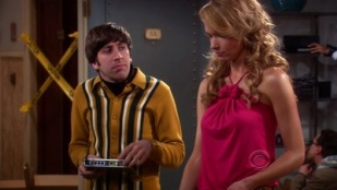 The Big Bang Theory 02x19 : The Dead Hooker Juxtaposition- Seriesaddict